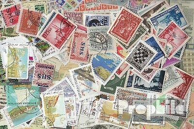 Croatia 100 different stamps