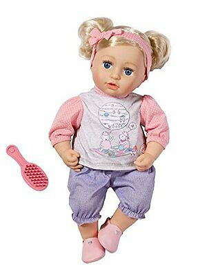 Baby Annabell Sophia So Soft Sister Hair Play Doll Brand New 2 Years And Up