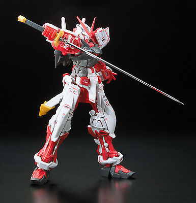 Bandai Real Grade Rg 1/144 Mobile Suit Gundam Astray Red Frame Nuovo New