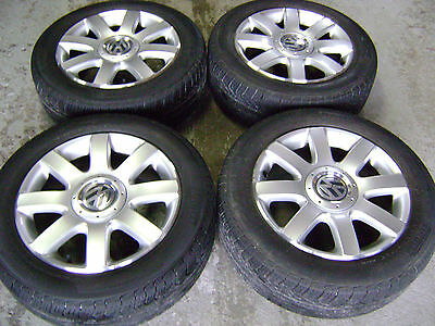 "4  VW 16 Inch "" Magny Cours"" Style ALLOY RIMS - VW"