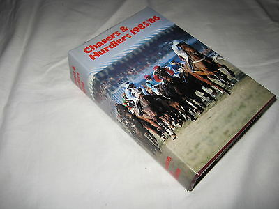 CHASERS & HURDLERS 1985/86 - A Timeform Racing Publication - Hard Back/DustCover
