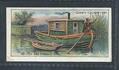 Cope Boats Of The World No 26 An Eel Fisher's Boat