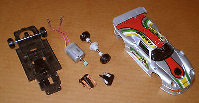Artin Scalextric  Slot Car Parts 1/32