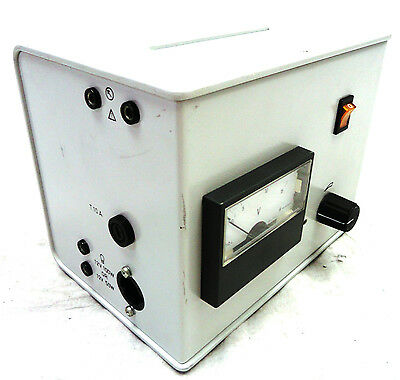 Leica 301-314.001 Bench Top Lab Microscopic Lightsource Power Supply   100-240 V