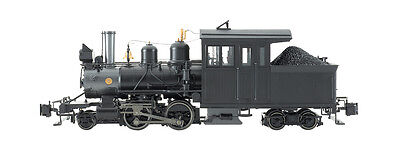 BACHMANN 80999 G Scale Painted, Unlettered Inside Frame Forney 2-4-4 New