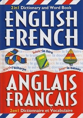 Very Good English French Dictionary and Word Book  0709714289