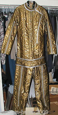 Original Movie Western Costume #007 Space Suit Unknown Star Trek? Lost In Space?