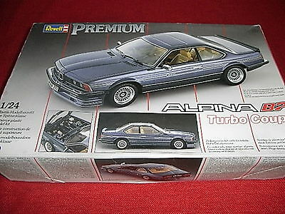 Revell® Premium 7150 1:24 Alpina B7 Turbo Coupe Neu