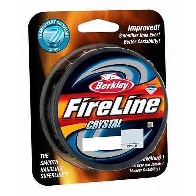 Berkley Fireline Fused Crystal Braid 300 Yards *new* - Closing Down Sale!!