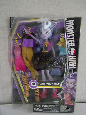 "Monster High Djinni ""Whisp"" Grant (How do you Boo?) - NEU & OVP"