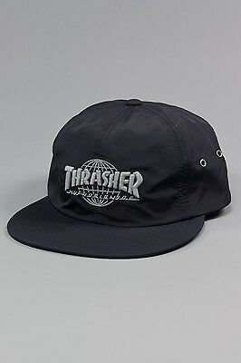 HUF x Thrasher TDS 6 Panel Cap