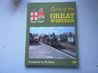 Spirit of the Great Western by M Esau