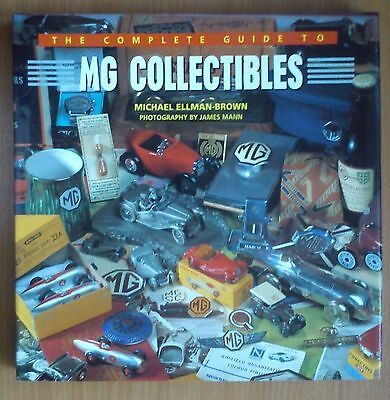 MG Collectibles Complete Guide - Catalogues Brochures Models Toys Badges Signs