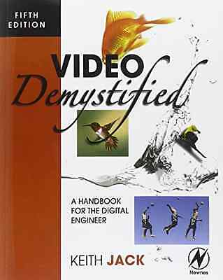 Video Demystified 5E - Paperback NEW Jack, Keith 2007-06-12