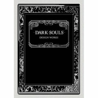 Dark Souls: Design Works - Hardcover NEW Software, From 2014-01-23