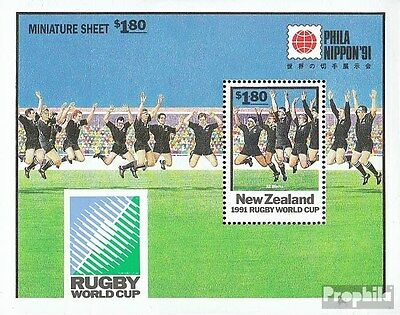 New Zealand block30 (complete issue) unmounted mint / never hinged 1991 PHILA-ni
