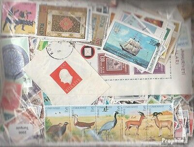 Turkey 2.000 different stamps