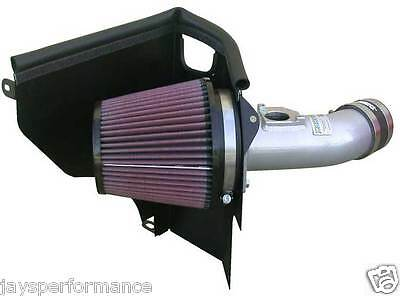 K&n Typhoon Cold Air Intake System Induction Kit 69-8001Ts