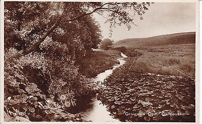 Carnoustie - Craigmill Den - Real Photo By Valentines