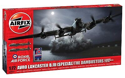 AIRFIX® A09007 The Dambusters Avro Lancaster B.III (Special) in 1:72