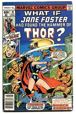What If #10-JANE FOSTER BECOMES THOR-Marvel Comics.