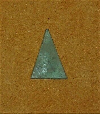"Copper Brass Trade Point Arrowhead 1"" Finger Lakes Region Ontario Co.,new York"