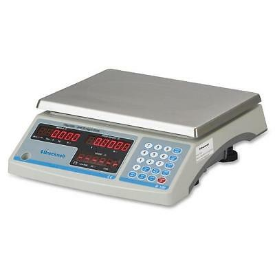 New Brecknell B120 Electronic Counting Scale LED Display 30Lb Capacity