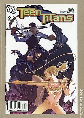 Teen Titans (2003-2011 3rd Series) #88B VF/NM 9.0