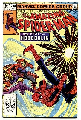 AMAZING SPIDER-MAN #239 comic book-MARVEL COMICS-Hobgoblin