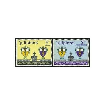 Philippines 1103,C102,MNH. Schools of Medicine,Surgery,Pharmacology,1971.
