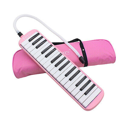 Musical Instrument 32 Key Melodica Piano Style Harmonica + Bag Gift for Kids