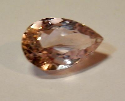 VVS PINK KUNZITE TOP END PREMIUM GEMSTONE 5.23 CARAT 13.97x9.06x6.36MM