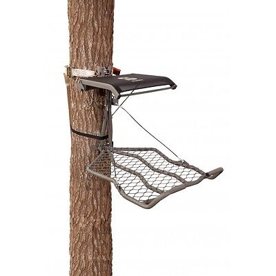 New 2017 Summit Back Country Hang On Treestand Mesh Seat Lightweight #SU82091