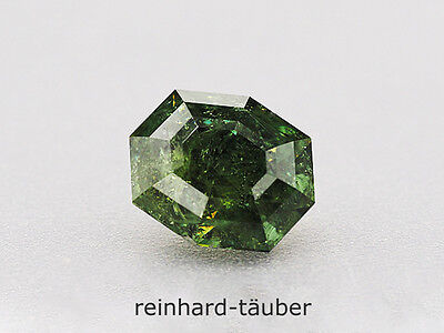 BIG & RAR  SUPER DEMANTOID GRANAT DEMANTOIDE GARNET NAMIBIA  9,11ct
