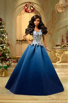 2016 HOLIDAY African American Barbie Peace, Love, Hope Collection IN STOCK NOW!