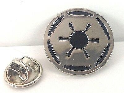 IMPERIAL SEAL Galactic Empire - Star Wars Series - UK Imported Enamel Pin