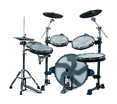 Traps EX500 Electronic Drum Kit with Realistic Mesh Heads (NEW)