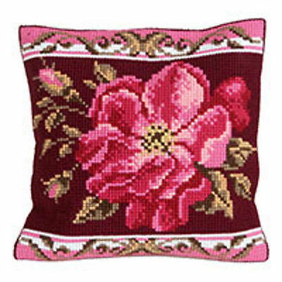 Romantic Rose 1 Collection D'art Tapestry/needlepoint Kit (Cd5178) Flowers