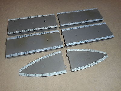 Collection of Platform Sections for Hornby OO Gauge Train Sets