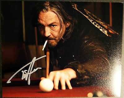 Autogramm 20x25cm TOMMY FLANAGAN (Sons of Anarchy, Chibs) *handsigniert* COA