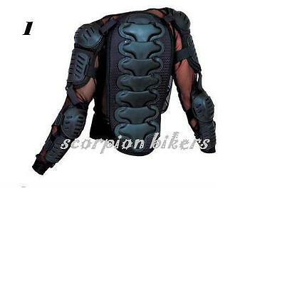 Skiing Snowboarding Body Armour Back Spine Protector L