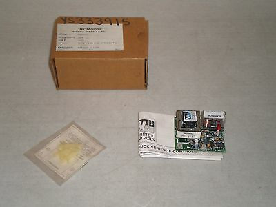 New! Warrick 16C1A00303 Level Control Relay Circuit Board PCB Gems Sensors