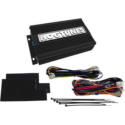 Hogtunes 2 Channel Amplifier Harley FLHTCUTG Tri Glide Ultra Classic 2009-2013