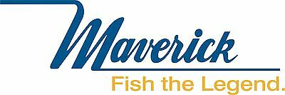 MAVRICK Fish The Legend  Banner-  FREE SHIPPING