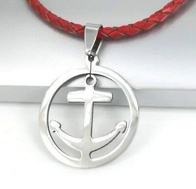 """Silver Black Celtic Knot Cross Mens Stainless Steel Pendant 24"""" Chain Necklace"""