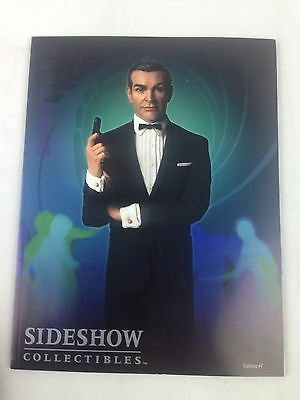 Sideshow Collectibles - Catalog #7 - James Bond, Scarface, Highlander, Star Wars