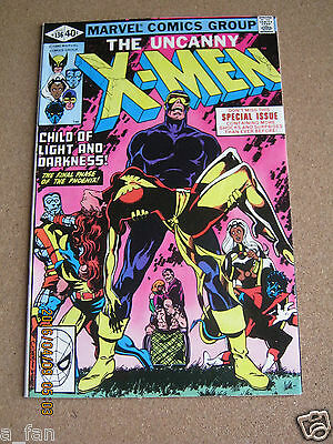 Uncanny X-Men #136 August 1980 Key issue Dark Phoenix