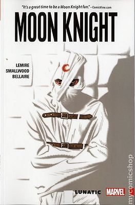 Moon Knight TPB (2016 Marvel) By Jeff Lemire #1-1ST NM
