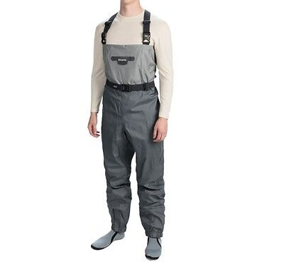 Patagonia Rio Azul Fishing Chest Waders Men's Size XL Extra Large Free Ship NEW