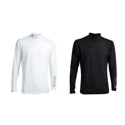 Backtee Mens First Skin Turtleneck Base Layer Top